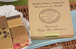 Handmade Fudge Selection Gift Box