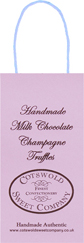 Boutique Bag Milk Chocolate Champagne Truffles