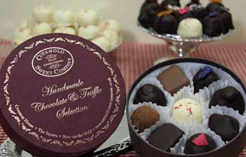 Handmade Chocolates And Truffles