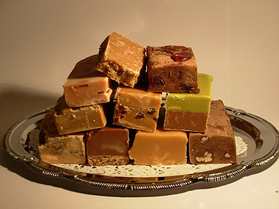 Handmade Fudge (100g)