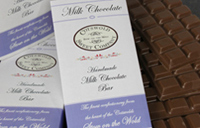 Handmade Chocolate Bars