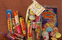 Happy Bag & Retro Sweets